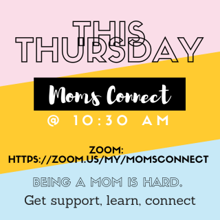 Moms Connect @ Zoom